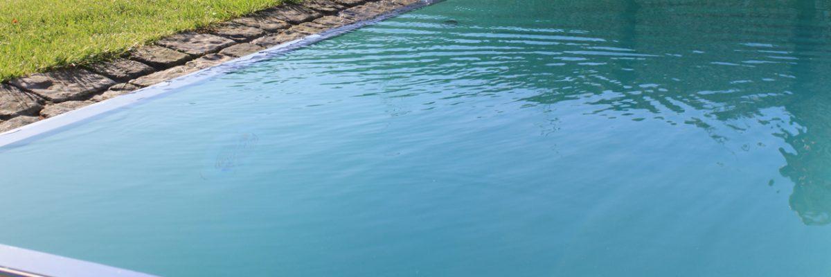 Wasserfläche Infinity