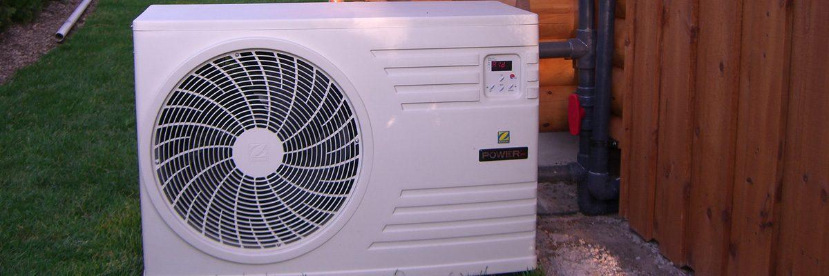 Zodiac Luftwärmepumpe